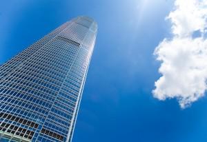 photo by chi king International Finance Center Hong Kong
